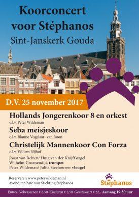 Hollands Jongerenkoor- en orkest in Gouda