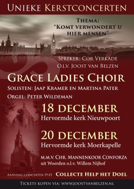 Grace Ladieschoir in Concert