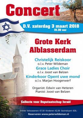Concert Israëlkoor