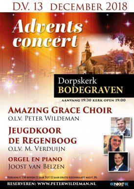Adventsconcert Dorpskerk Bodegraven