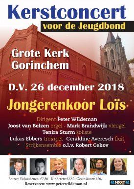 kerstconcert Grote kerk Gorinchem