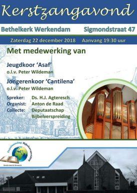 Kerstconcert in Werkendam