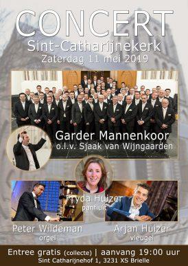 Concert Sint-Catharijnekerk