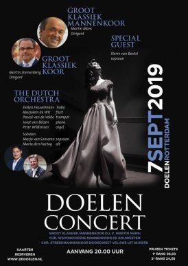 Groot Klassiek Concert Doelen van Rotterdam