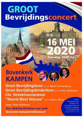 Bevrijdingskoorconcert Bovenkerk Kampen