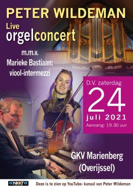 Concert Marienberg