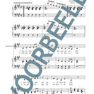 Gebed / Heer God almachtig - L. von Beethoven