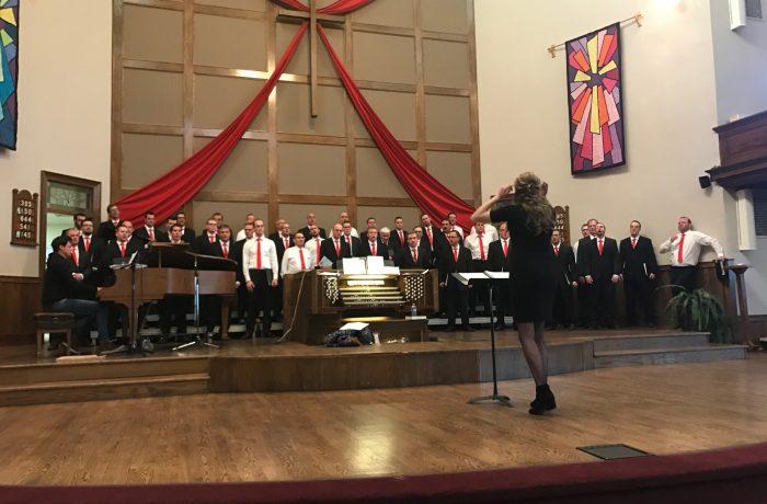 Sons of Korach mens choir